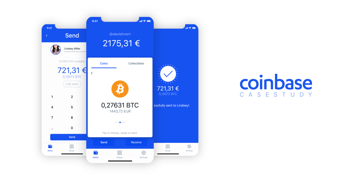 coinbase products